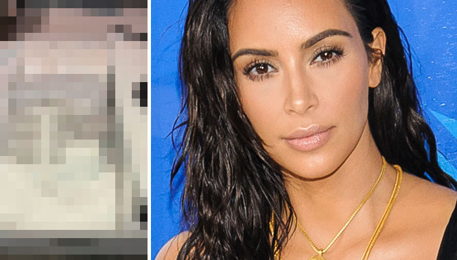 """Kim Kardashian wpadła w szał zakupów! """"Zaczynam szykować wyprawkę!"""""""