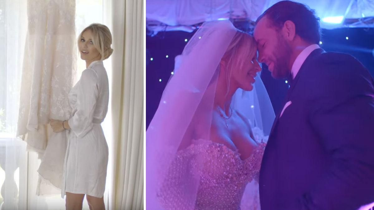 Doda podzieliła się filmem ze ślubu! Zobaczcie jej drugą suknię! (FOTO)