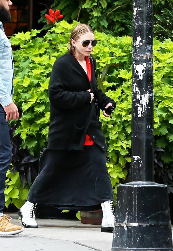 Nie uwierzycie, co się stało z twarzą Mary-Kate Olsen! Znowu pojawiły się plotki…