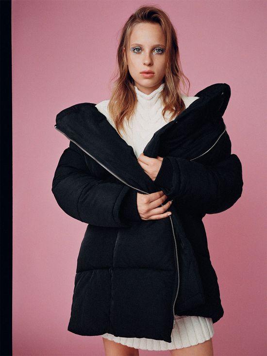 Zara Warm and Puffy – Ciepłe, modne pikowane kurtki na jesień 2017