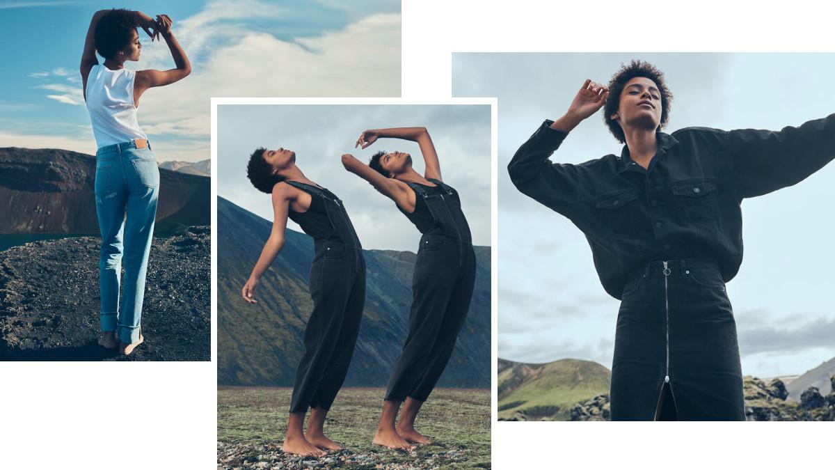 H&M Zamykamy obieg denimu – Jesienna jeansowa kolekcja z ideą w tle (FOTO)