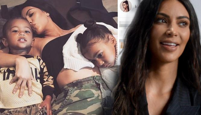 Kim Kardashian skomentowała plotki o surogatce! Nie zgadniecie, co powiedziała!