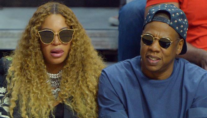 Beyonce wspiera męża i ujawnia szczegóły współpracy Jey'a-Z ze sportową marką