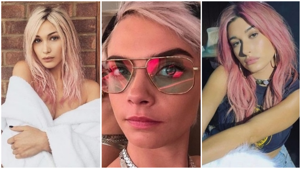 Gwiazdy, które przefarbowały włosy na różowo! Kobiety szaleją za tą fryzurą!