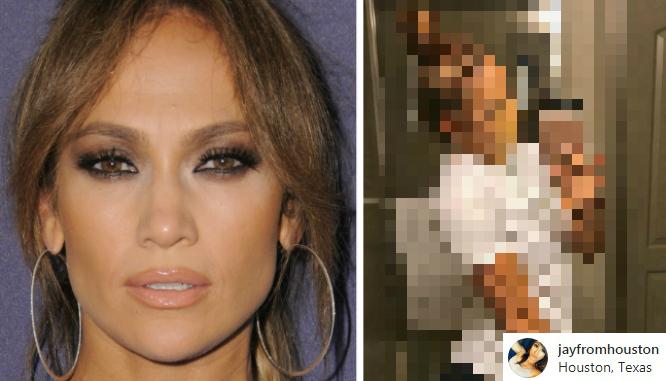 Niesamowite! Ta dziewczyna wygląda jak siostra bliźniaczka Jennifer Lopez!