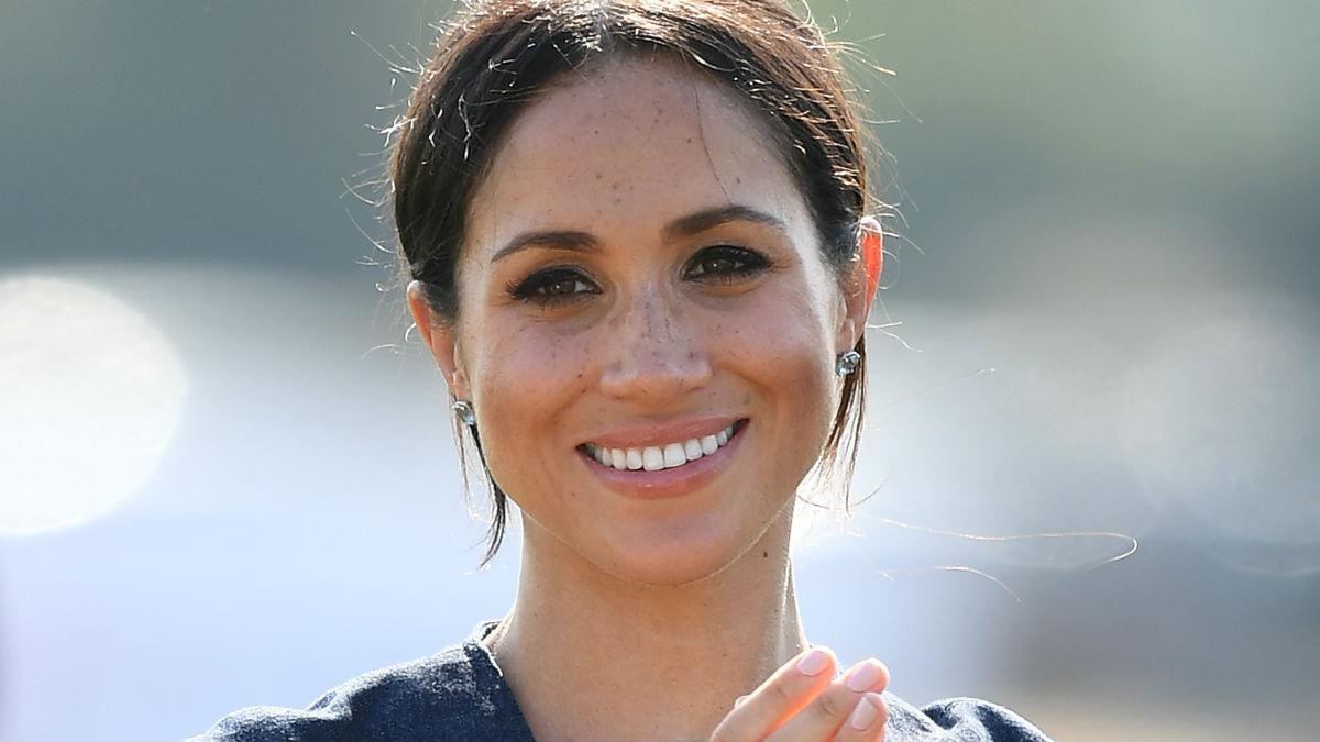 Wizażysta Meghan Markle ujawnił, dlaczego księżna nie używa czerwonej szminki