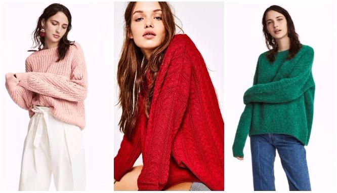 Sweter idealny na jesień? Oversize! Przegląd najmodniejszych modeli z sieciówek