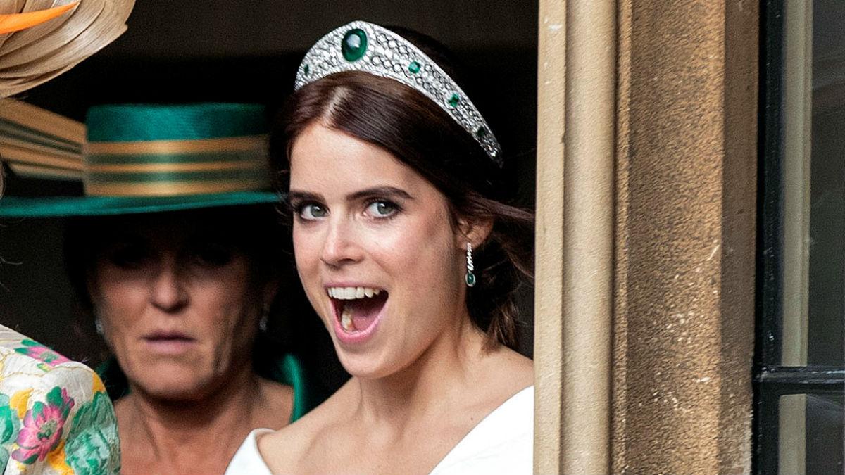 Księżniczka Eugenia w nowej fryzurze. To jej pierwsza tak duża zmiana od ślubu!