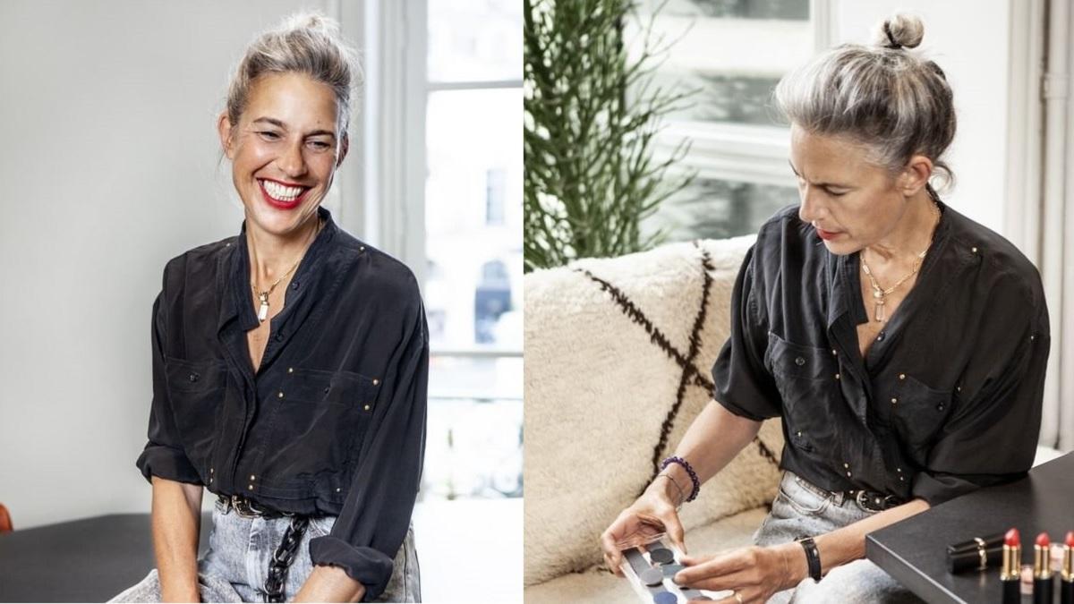 Isabel Marant stworzyła kolekcję dla L'Oreal Paris make up