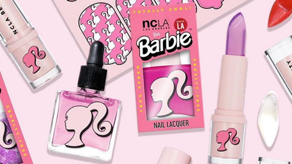 NCLA Beauty wprowadza nowości inspirowane światem lalek Barbie!
