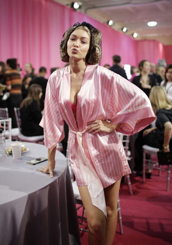 Gigi Hadid potwierdziła, że idzie w pokazie VS i... wylała się na nią fala hejtu