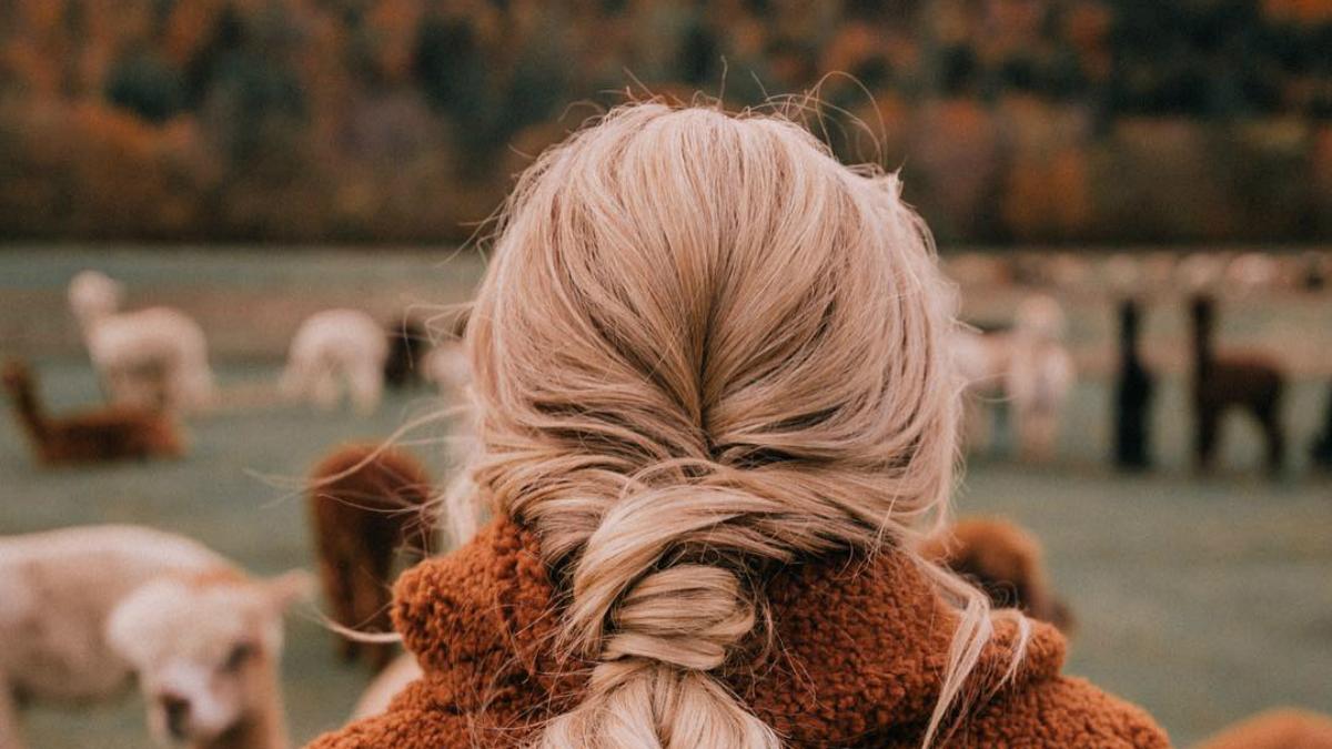 Influencerka dzieli się swoim przepisem na zdrowe włosy i piękne warkocze