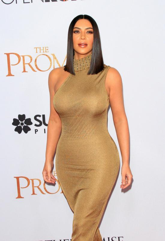 Kim Kardashian pokazała, jak wyglądała przed przedłużaniem rzęs!