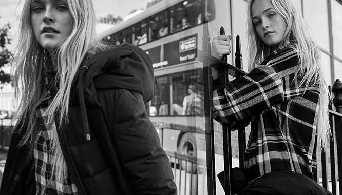 Zara Urban Beats - Miejski zdziorny casual na jesień 2017