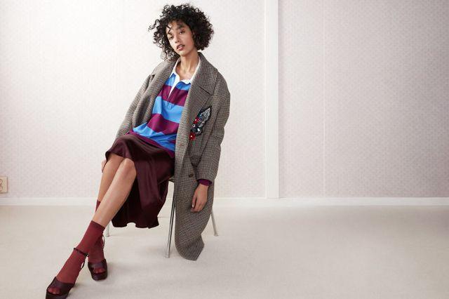 H&M Prosto z Paryża – Francuski szyk w kobiecym wydaniu na jesień 2017