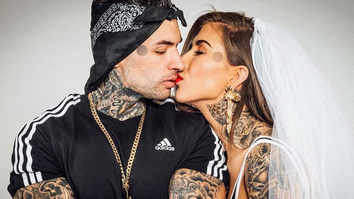 Deynn i Majewski już po ślubie?! Pokazali także nowe tatuaże! (FOTO)