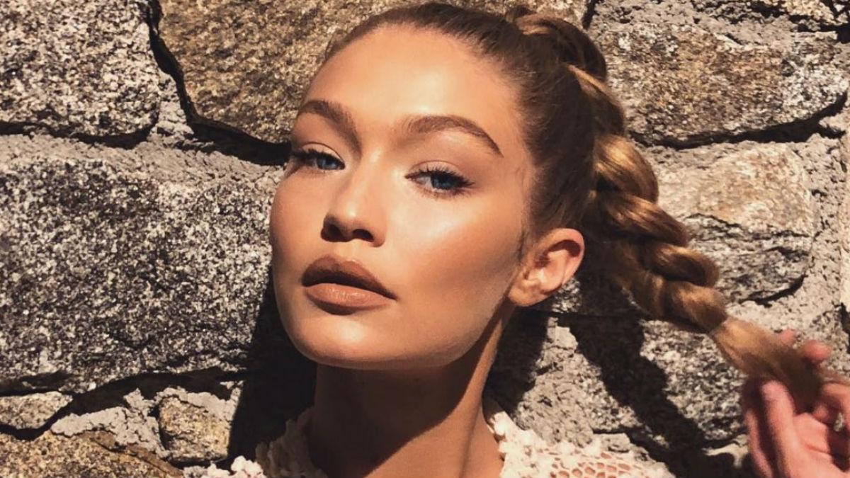 Gigi Hadid w najmodniejszym makijażu sezonu! Te kolory rządzą latem!
