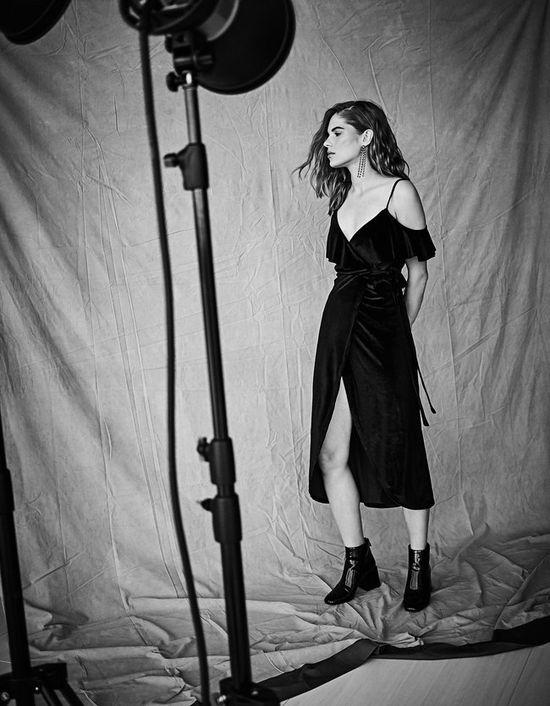 Stradivarius Light Up the Room – Modne sukienki w wieczorowym wydaniu na zimę 2017