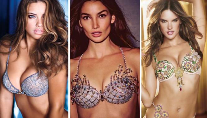 Fantasy Bra – najdroższe staniki od Victoria's Secret