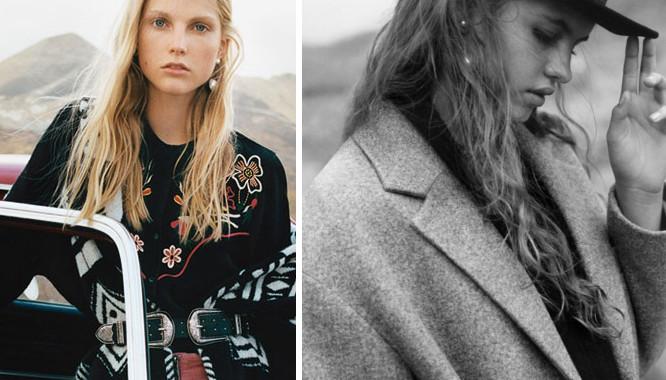 Zara TRF Go Rodeo - Młodzieżowa kolekcja w wyjątkowym wydaniu retro na jesień