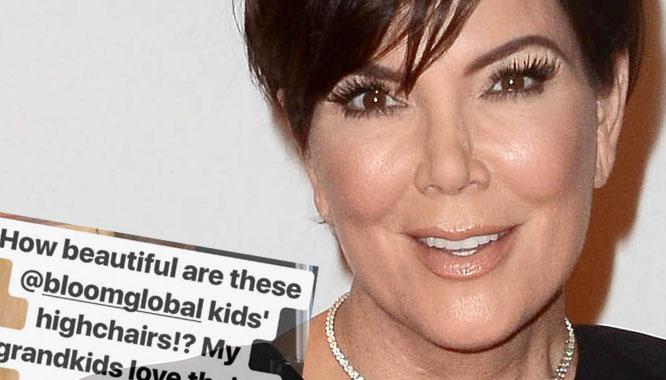 Kris Jenner wpadła w szał zakupów? Podobno nie może doczekać się nowych wnuków!