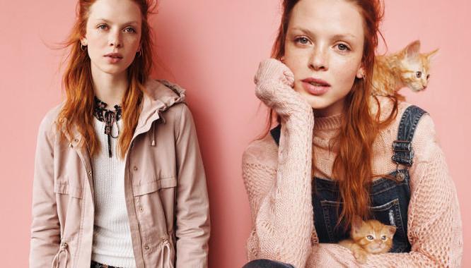 H&M Cudownie Miękkie - Młodzieżowa, casualowa kolekcja na jesień 2017