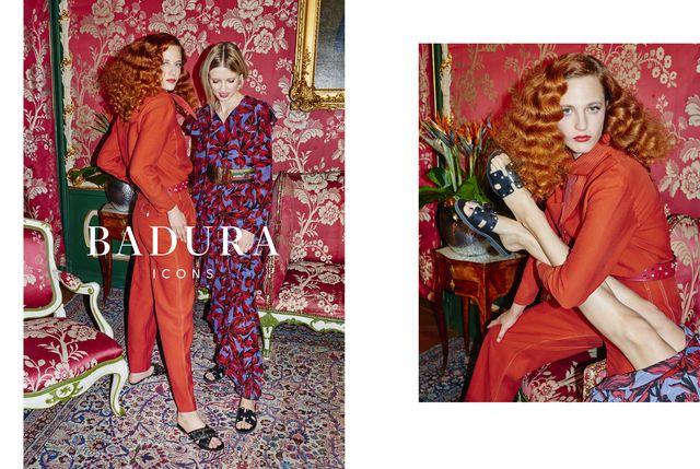Zachwycamy się świetlistym wyglądem skóry modelek w nowej kampanii Badury!