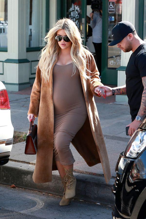 Khloe Kardashian już od wielu lat marzyła, żeby móc dodać TAKIE zdjęcie!