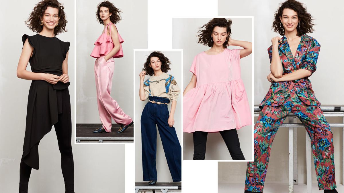H&M Energia kolorów – Mocne kolory, duże wzory, czyli nowa ziowa kolekcja (FOTO)