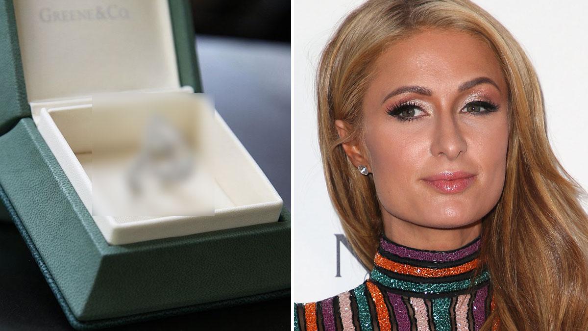 Paris Hilton zaręczona! Od takiego kamienia może rozboleć ręka… (FOTO)