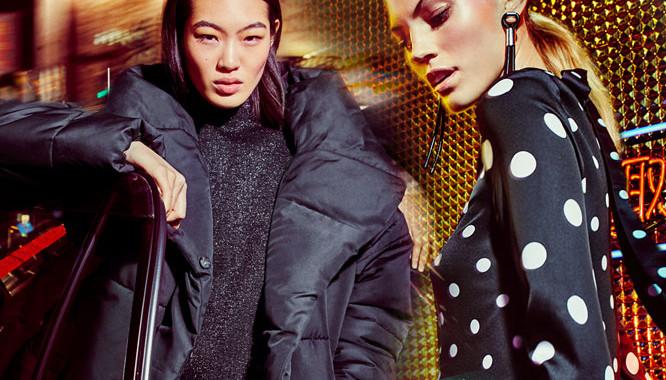 H&M W pełnym blasku - Oto kampania na jesień 2017 w pełnym wydaniu