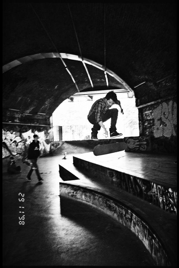 London Underground, czyli jesienna kampania marki Cropp