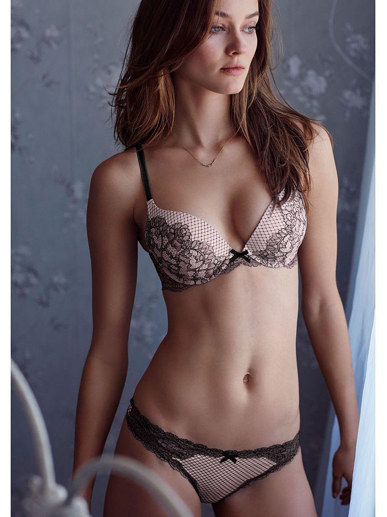 Monika Jagaciak w kampanii Victoria's Secret (FOTO)