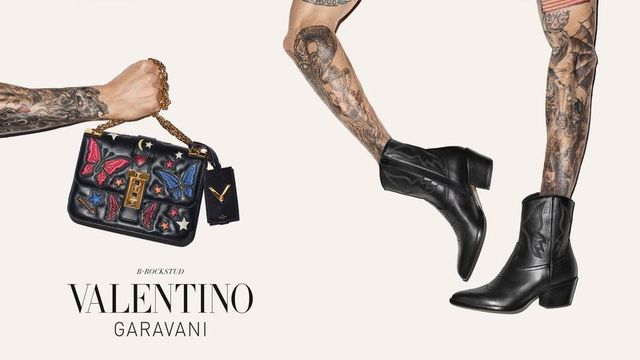 Valentino - WOMEN'S SPRING 2016 ACCESSORIES (FOTO)
