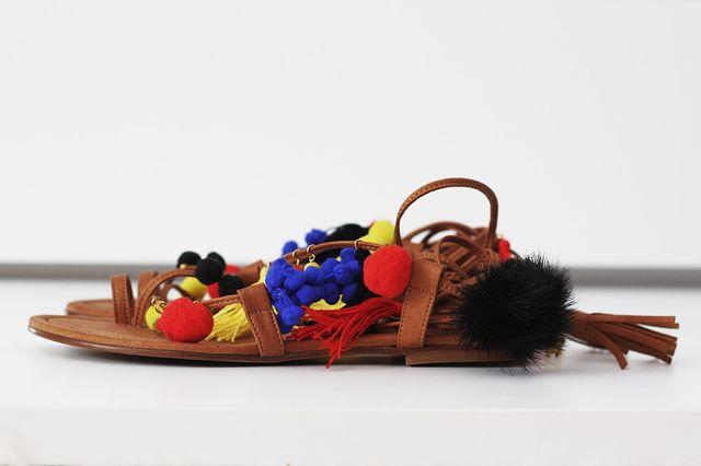 Alameda Turquesa - najbardziej pożądane sandały w tym roku!