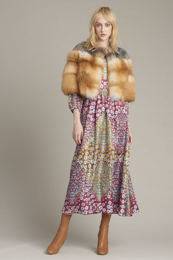 Monique Lhuillier i jej rewelacyjna kolekcja Pre Fall 2016