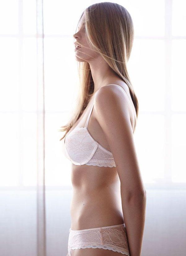 Romantyzm w kolekcji Oysho - lookbook Soft lingerie (FOTO)