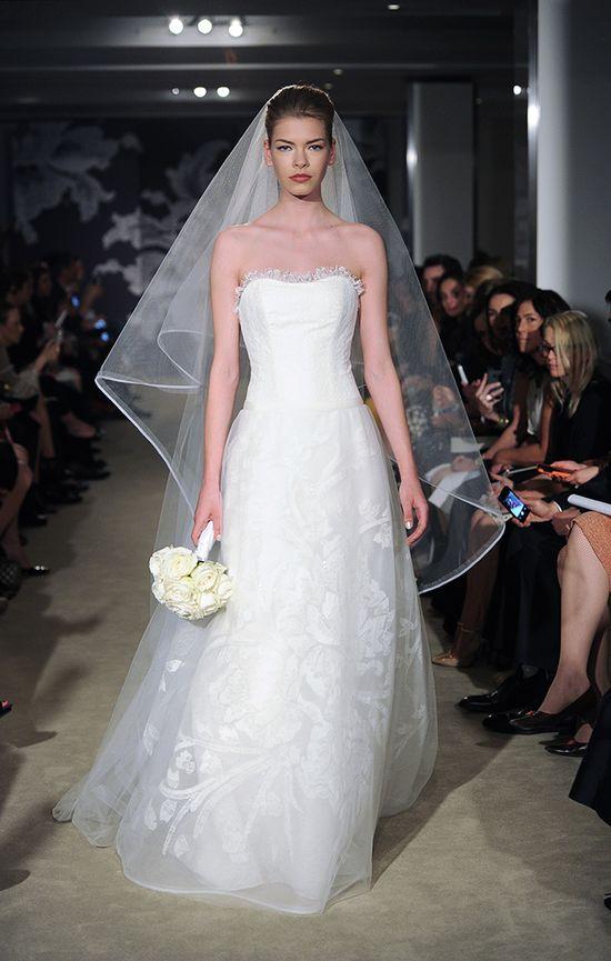 Kolekcja ślubna na 2015 rok od Caroliny Herrery (FOTO)