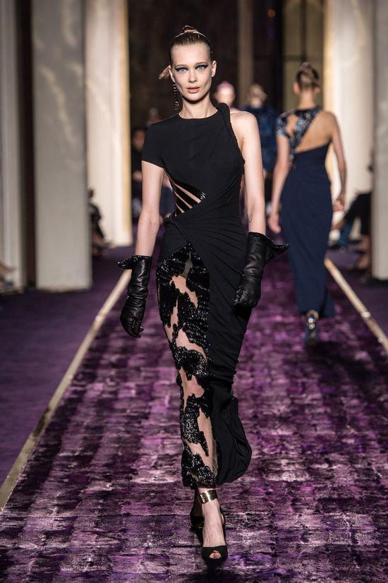 Atelier Versace - Haue Countre jesień/zima 2014 (FOTO)