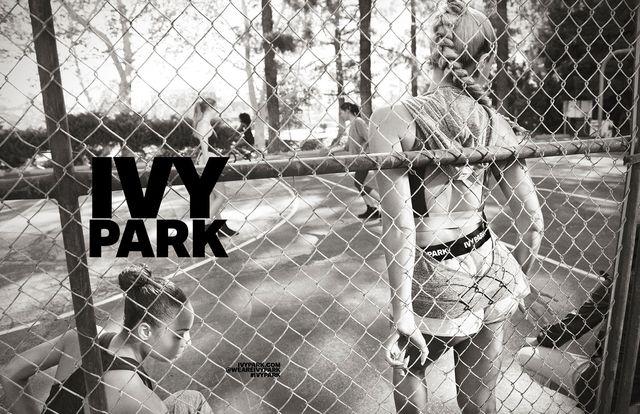 Ivy Park - nowa marka Beyonce - zobaczcie świetny lookbook