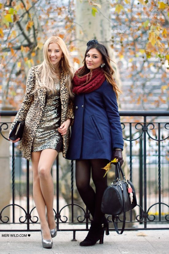 Wasze stylizacje: Magda i Olga