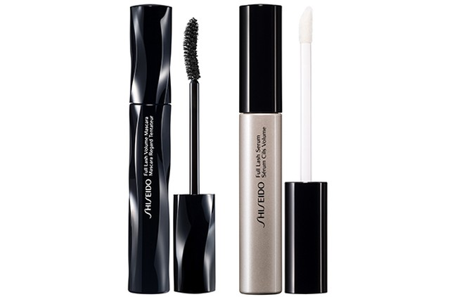 shiseido full volume mascara
