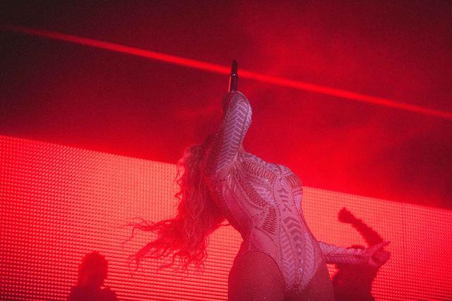 Kostiumy sceniczne z najnowszej trasy koncertowej Beyonce