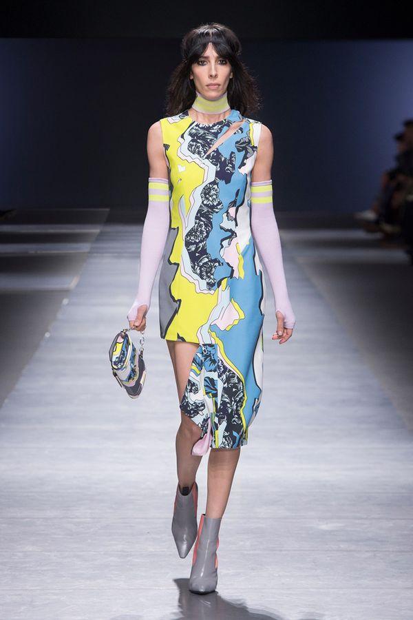 Kolorowa jesień 2016 wg Versace (FOTO)