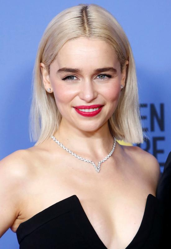 Emilia Clarke wciąż łamię tę jedną zasadę! Tych kolorów nie powinno się łączyć?