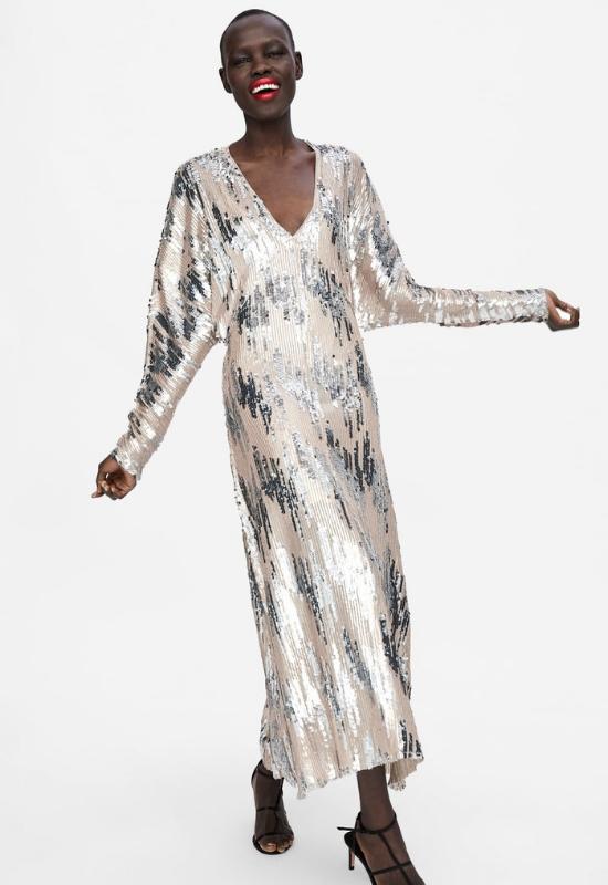 Możemy się założyć, że ta niezwykła sukienka z Zary podbije karnawałowe parkiety