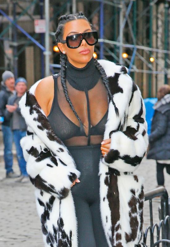 Kim Kardashian przeszła drastyczną metamorfozę! Nie, to nie peruka!