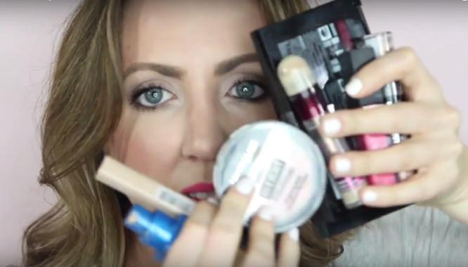 Hmmm... Jak wypada makijaż tylko produktami jednej marki? Oto odpowiedź!
