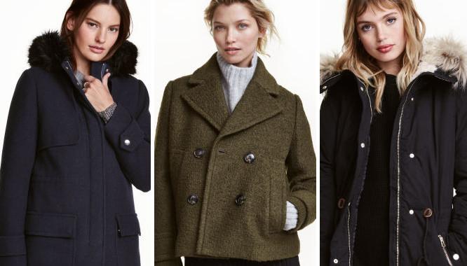 d280e4c58405c Wyprzedaż w H&M - 10 modnych kurtek na zimę 2017 - Zeberka.pl