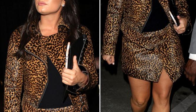 A cóż to za drapieżna pantera przechadzała się po ulicach Hollywood?